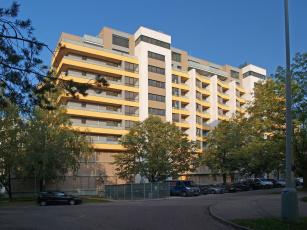 Bytový dům Za Perlou (kolaudace 2011)